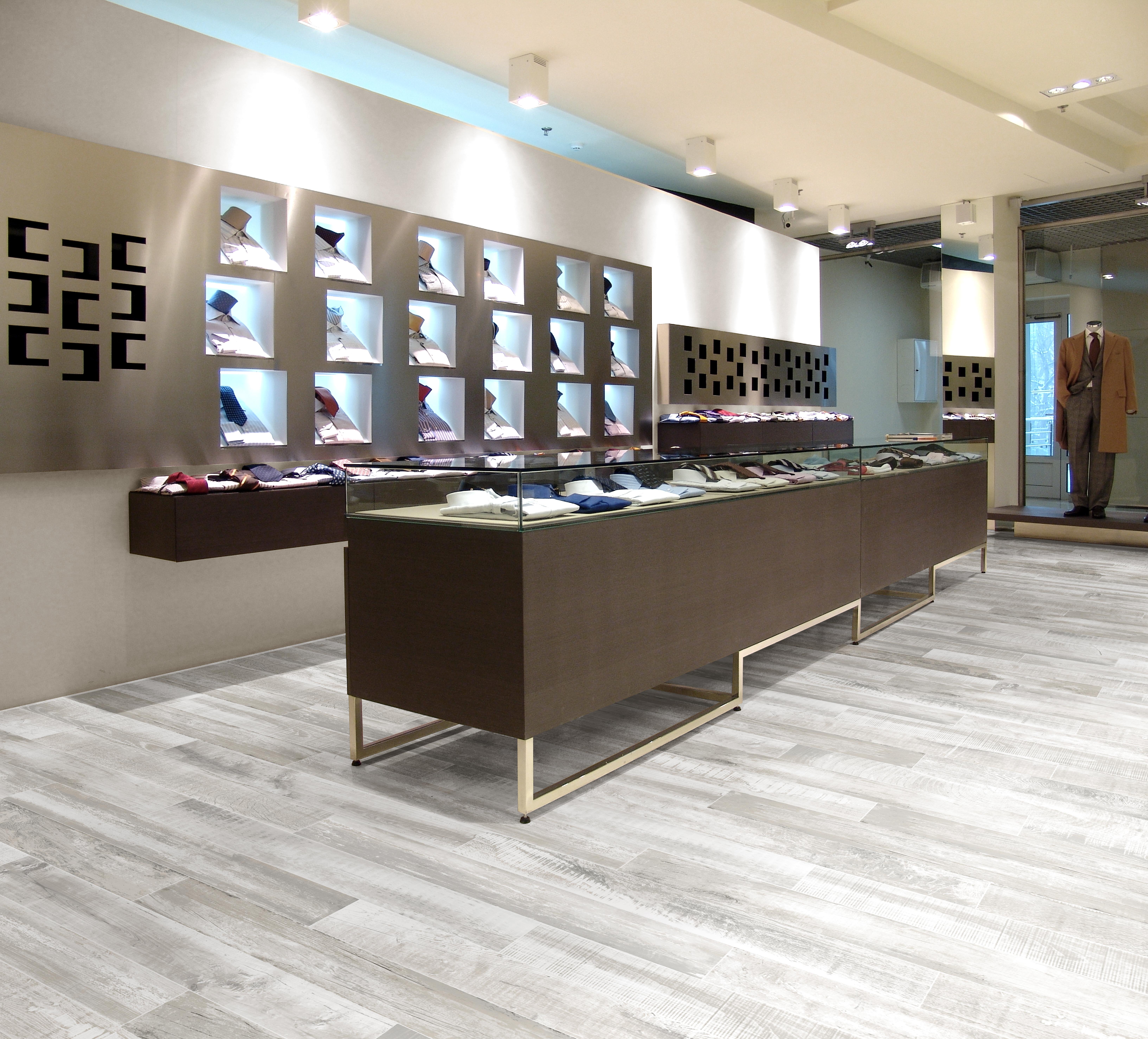 Very best Chalet Artic White Wall or Floor Tile - FYLDE TILES QG11