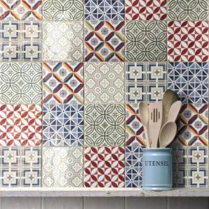 piece sheets tile beaustile ip walmart x decor decorative faux tiles adhesive com grigio