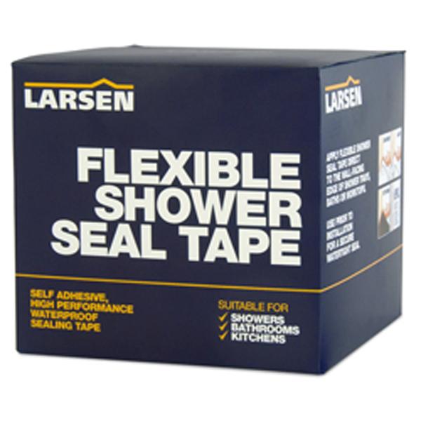 Flexible Shower Seal Tape Fylde Tiles