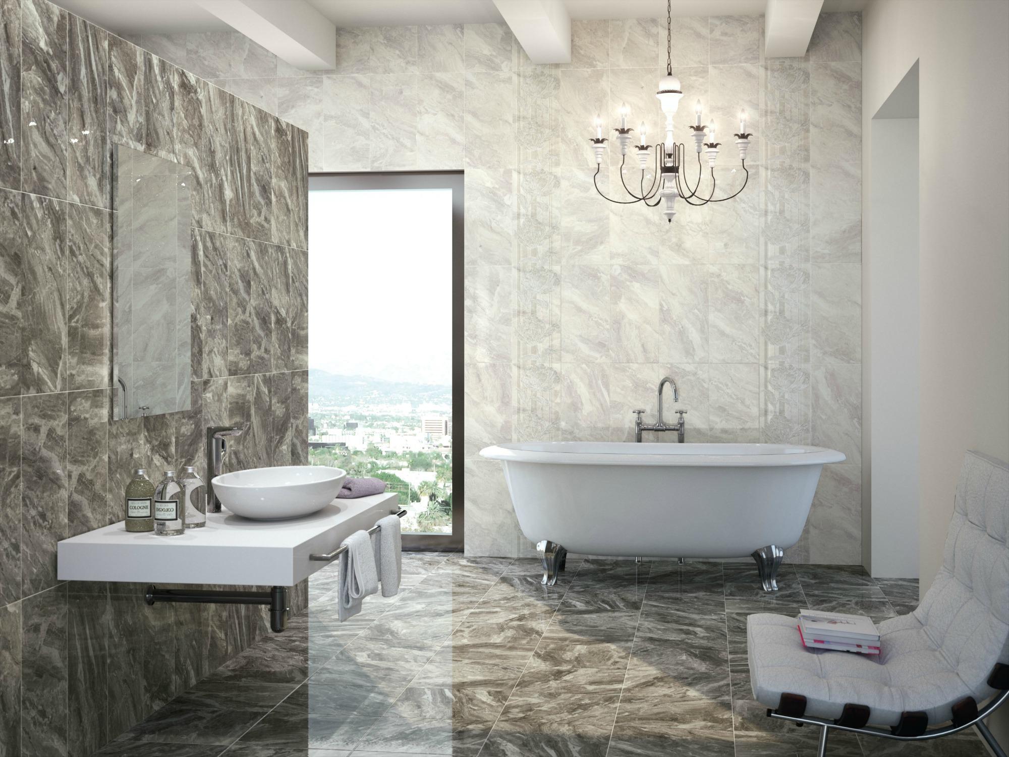 Nairobi listones perla wall tile fylde tiles for Bathroom decor nairobi