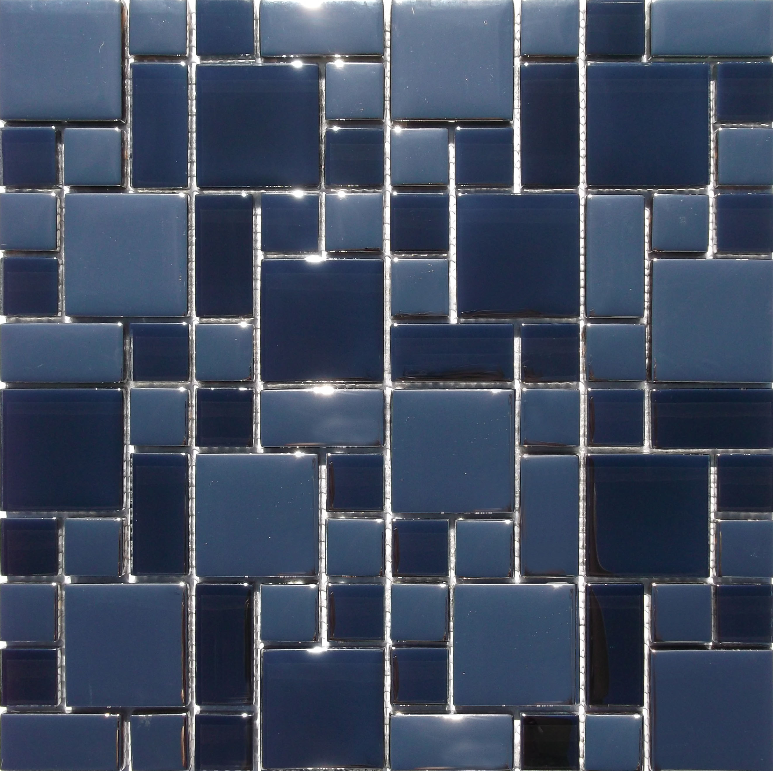 Fashion modello mosaic fylde tiles for Tile fashion 2016