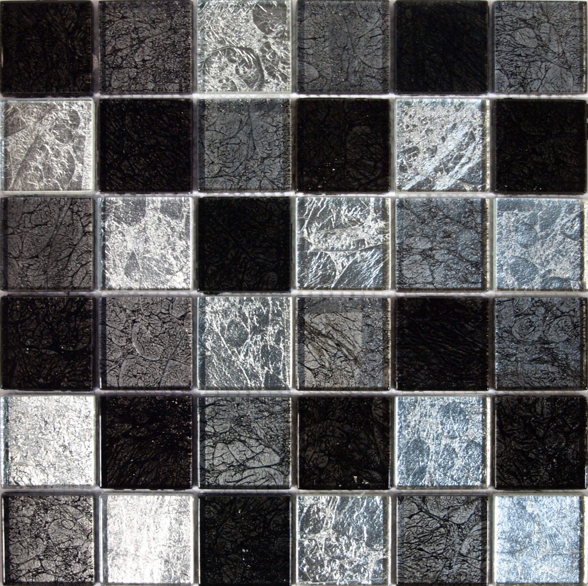 Galaxy Star 2 3cm X 2 3cm Mosaic Fylde Tiles