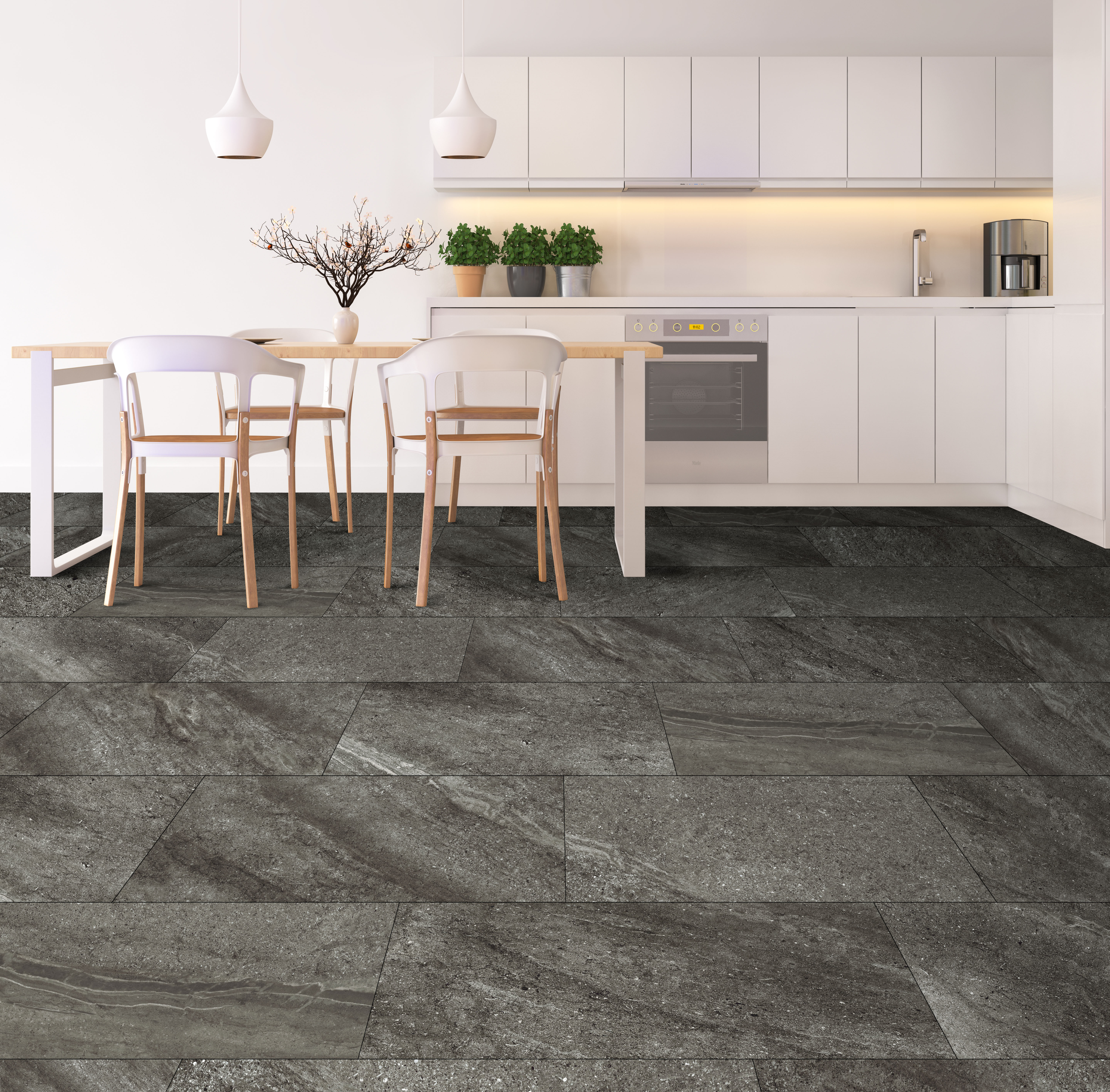 Pietra lunare nera 355cm x 71cm wall or floor tile fylde tiles pietra lunare nera 355cm x 71cm wall or floor tile dailygadgetfo Choice Image