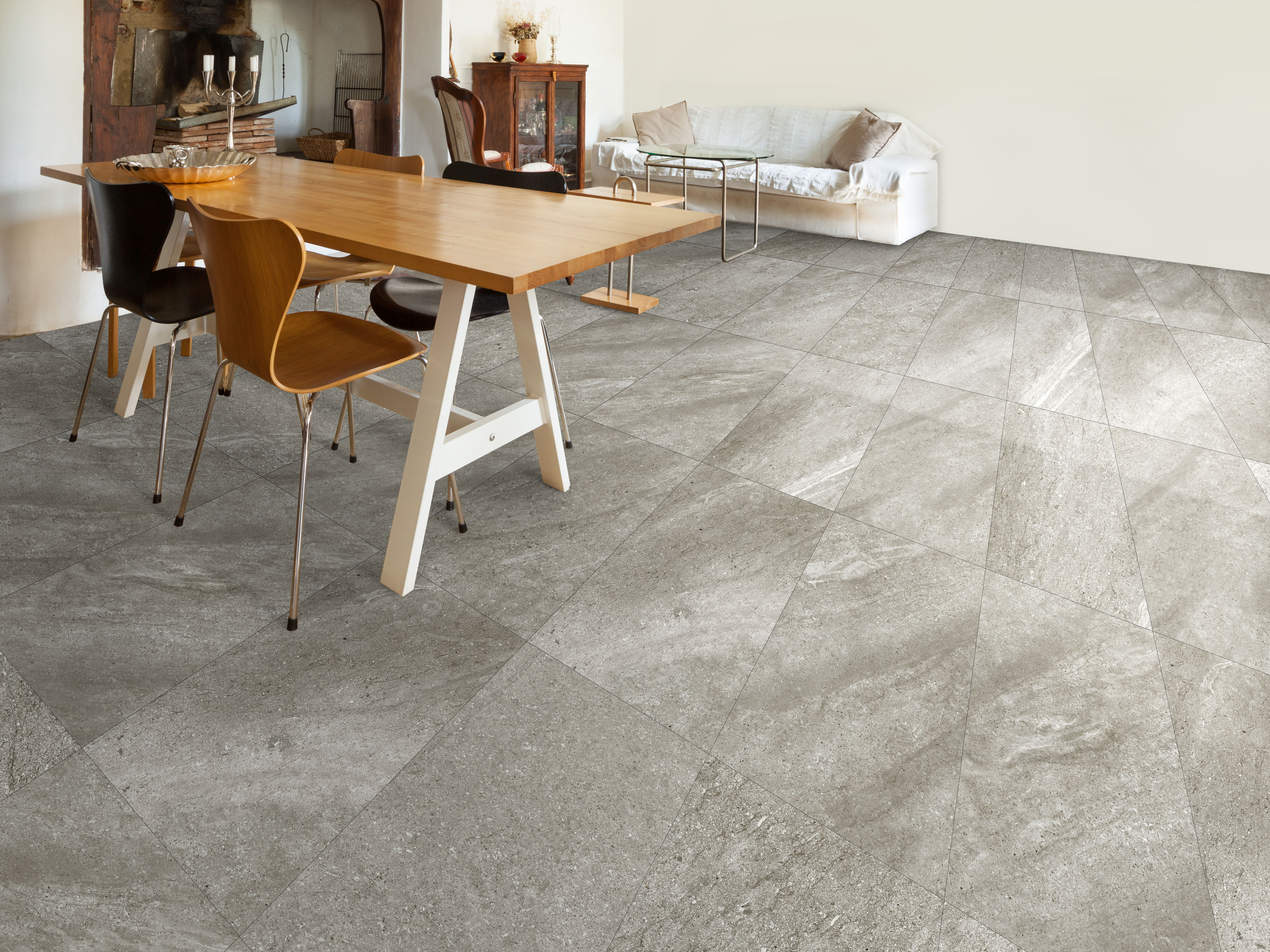 Pietra lunare grigia 355cm x 71cm wall or floor tile fylde tiles pietra lunare grigia 355cm x 71cm wall or floor tile dailygadgetfo Choice Image