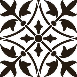 Feature Decor Floor Tiles- 33cm x 33cm